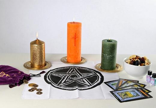 материалы для ритуала