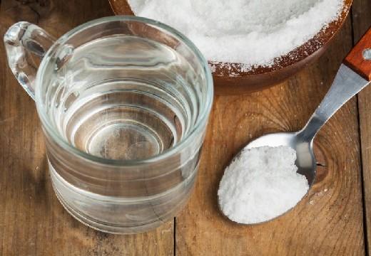 соль и вода
