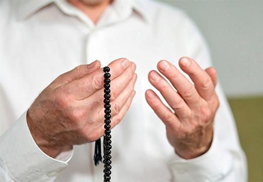 руки и четки