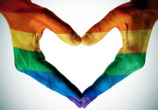 любовь сексуальных меньшинств