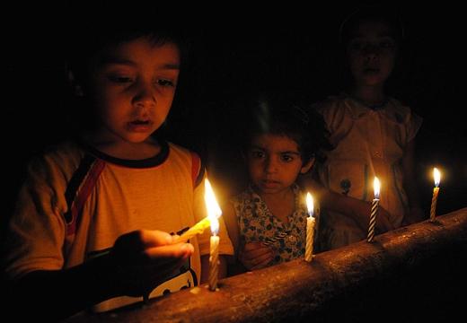 дети в ночь бараат