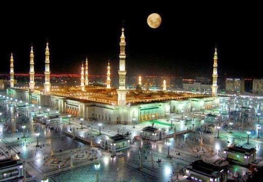 ночь бараат мечеть