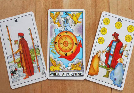 Три карты