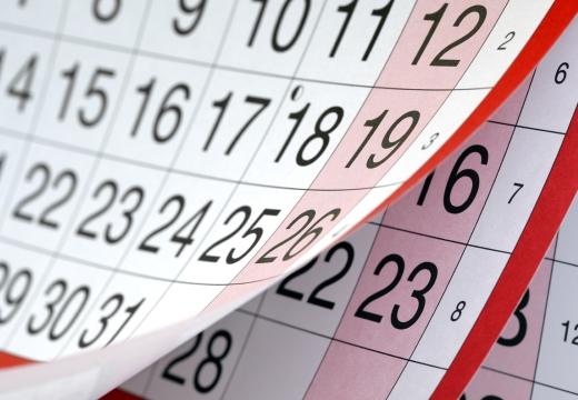 календарь даты