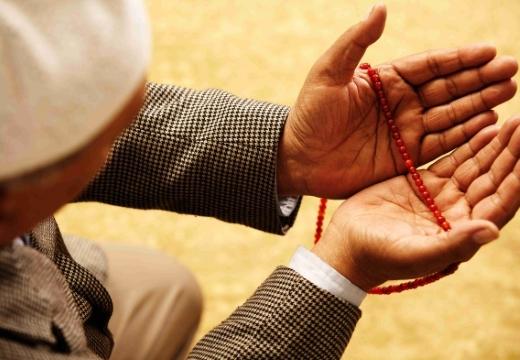 молитва четки мусульманин
