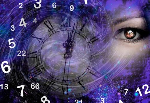 часы числа