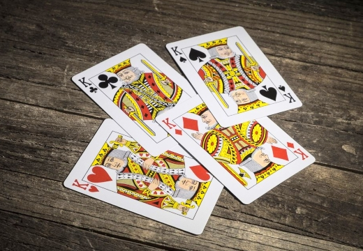 четыре короля карты