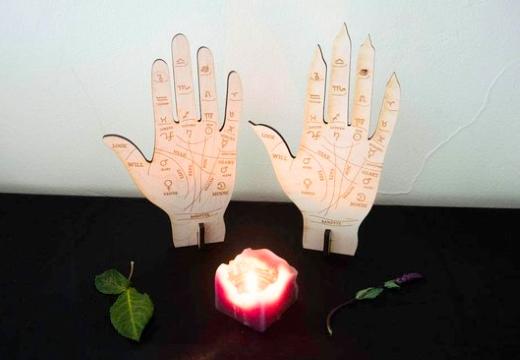 таблички для хиромантии