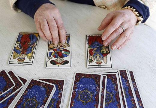 расклад 3 карты таро