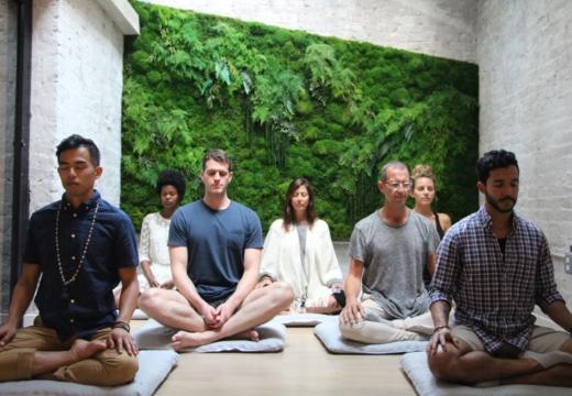 урок медитации