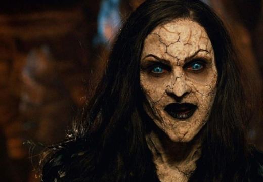 Страшная ведьма