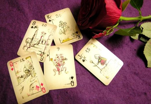 карты ленорман роза