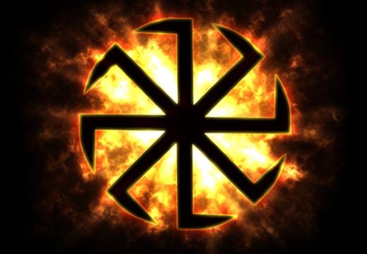 колядник символ