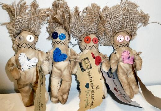 четыре куклы вуду