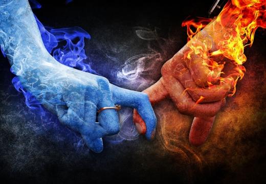 единство противоположностей