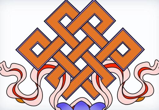 тибетский бесконечный узел