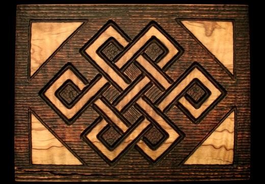 тибетский узел бесконечности