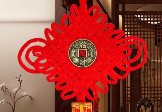 китайский денежный узел