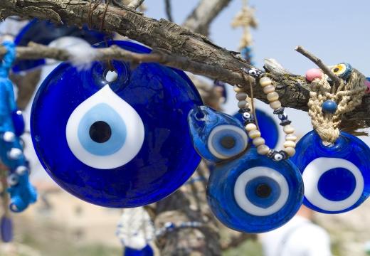 глаз фатимы оберег