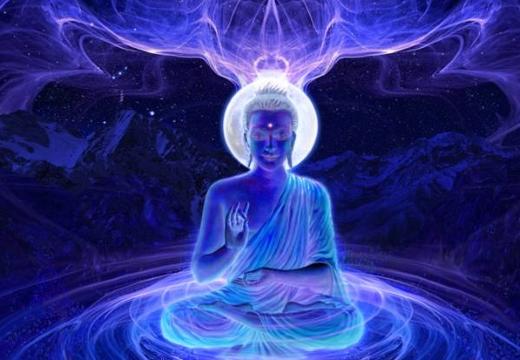 луна медитация