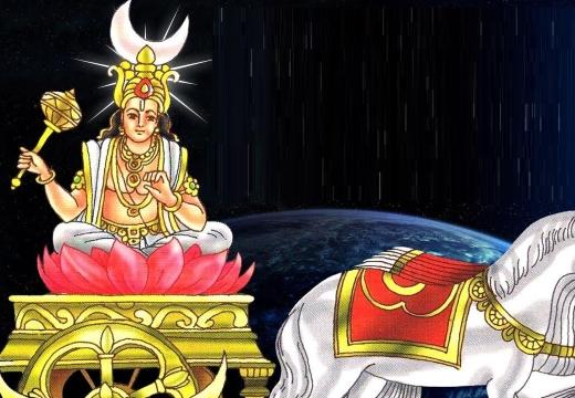 бог чандра