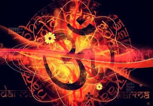 ведический символ