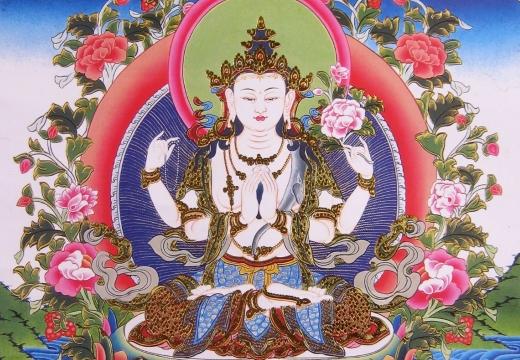 Авалокитешвара ботхисаттва