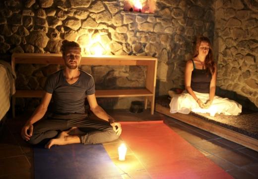 пара медитация