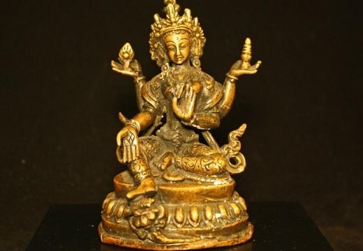 статуэтка богини тары