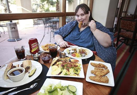 Порча на ожирение