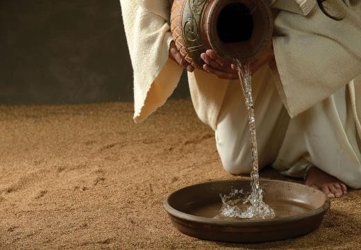 Активация талисмана водой