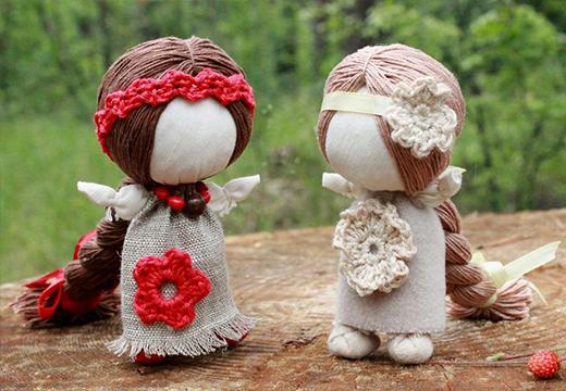 Куклы Долюшки