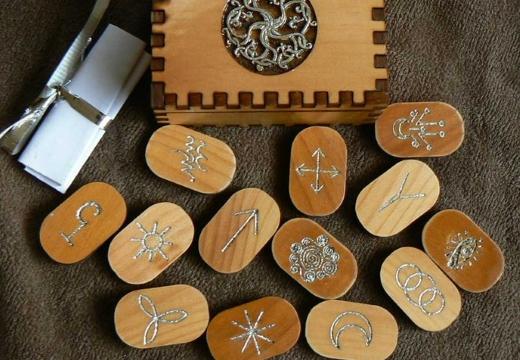 деревянные руны