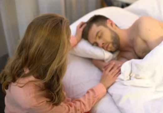 спящий муж