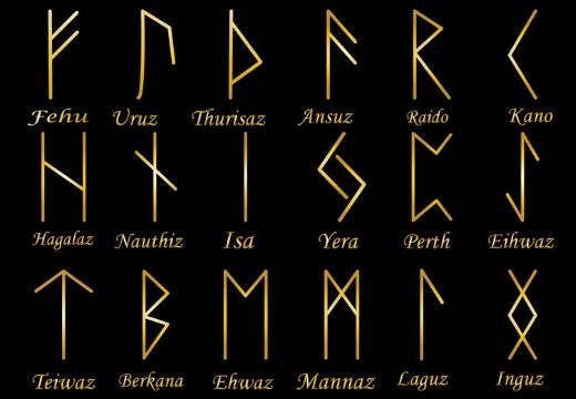 рунические символы