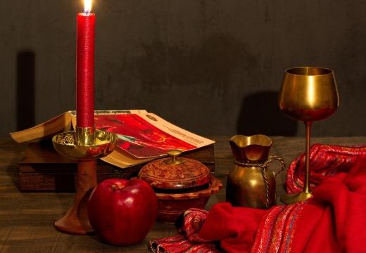 свеча яблоко книга
