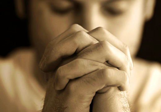 руки для молитвы