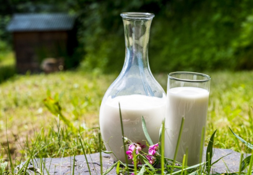 Молоко для ритуала