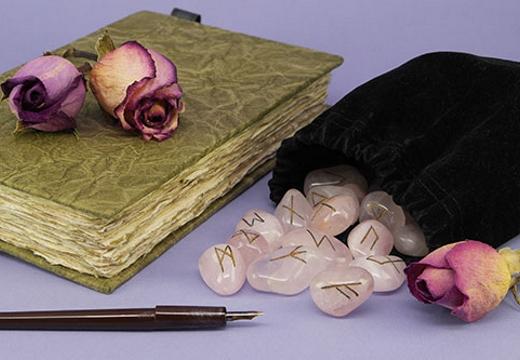 руны розы книга