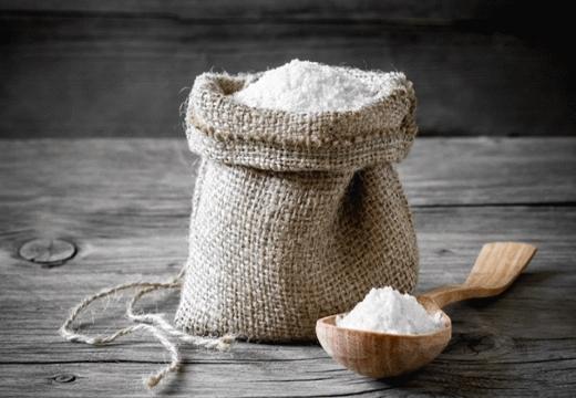 Соль в мешке