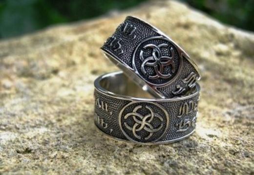 кольца символ свадебник