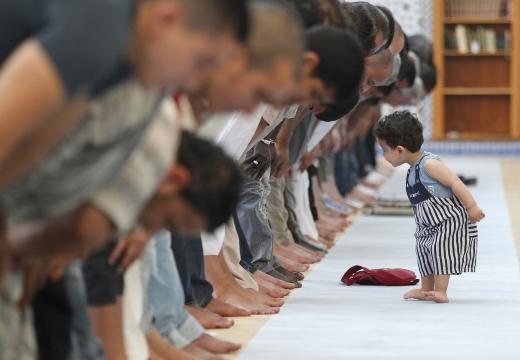 мусульмане таравих