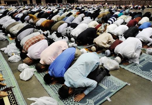 коллективная молитва ислам
