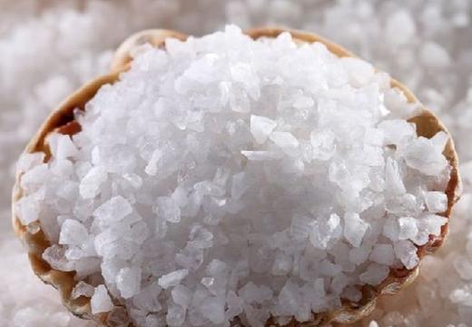 Соль крупная
