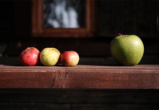 яблоки для ритуала