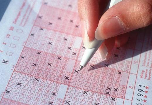 зачеркивать числа в лотерее