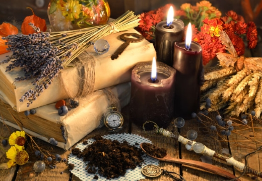 свечи травы свитки