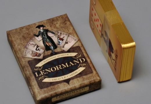 колода карт ленорман
